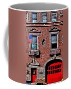 Engine 50 - Boston Coffee Mug