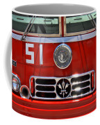 Engine 51 Grill Coffee Mug