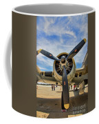 Engine B-17 Coffee Mug