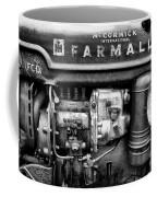 Engine - Farmall Tractor  Coffee Mug