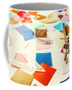 Engineering Colour Rules Coffee Mug