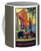 England And Scotland, Bridge Coffee Mug