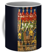 England: Court, 15th Century Coffee Mug