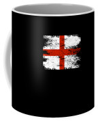 England Gift Country Flag Patriotic Travel Shirt Europe Light Coffee Mug