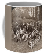 England: Hunters, C1905 Coffee Mug