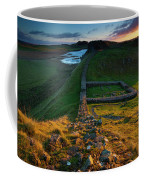England, Northumberland, Hadrians Wall Coffee Mug