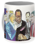 England Queen With Ajayi Crowther Coffee Mug