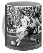 England: Soccer Match, 1972 Coffee Mug by Granger
