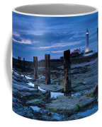 England, Tyne And Wear, St Marys Lighthouse Coffee Mug