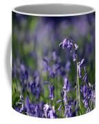 English Bluebells In Bloom Coffee Mug