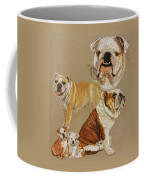 English Bulldog Coffee Mug
