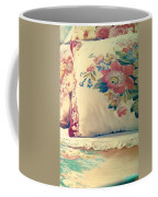 English Chintz With Green Tone Coffee Mug