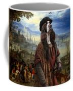 English Springer Spaniel Art Canvas Print  - The Port Coffee Mug