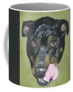 English Staffordshire Bull Terrier  Coffee Mug