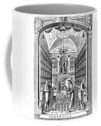 Engraving Of Pharmacy, Geiger, 1651 Coffee Mug