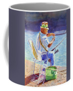 Engrossed Coffee Mug
