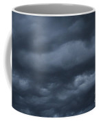 Engulfed In Waves Of Blue Coffee Mug