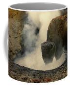 Enjoying A Warm Beverage Coffee Mug