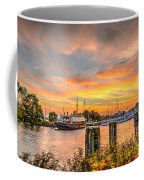 Enkhuizen Sunset Coffee Mug