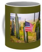 Enriched American Flag - Remember Coffee Mug