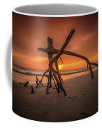 Ensanguing Sky Coffee Mug