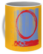 Enso Coffee Mug by Julie Niemela