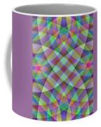 Entangled Curves One Coffee Mug
