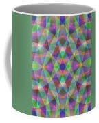 Entangled Curves Three Coffee Mug