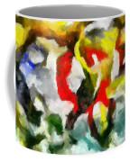 Entangled Firmament Coffee Mug