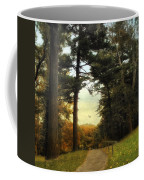 Enter Autumn Coffee Mug