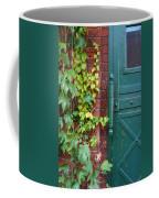 Enter Vine Door Coffee Mug