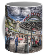 Entering Pike Place Coffee Mug