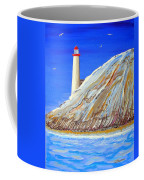 Entering The Harbor Coffee Mug
