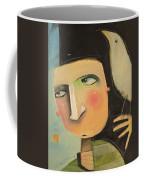 Entertaining The Muse Coffee Mug