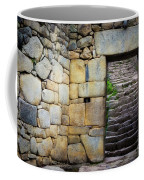 Entrance To Machupicchu Coffee Mug