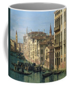 Entrance To The Grand Canal Looking West Coffee Mug