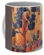 Entry Into Jerusalem Fragment 1311 Coffee Mug