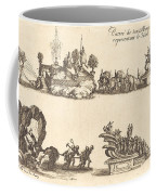 Entry Of His Highness, Representing The Sun Coffee Mug