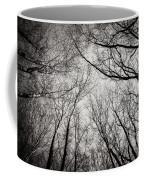 Entwined In The Sky Coffee Mug