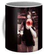 Environmental News Announcement Coffee Mug