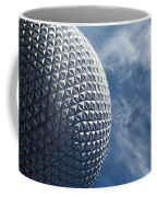 Epcot Architecture Coffee Mug