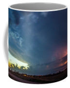 Epic Nebraska Lightning 001 Coffee Mug