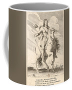Equestrian Portrait Of Louis Xiii Of France Coffee Mug