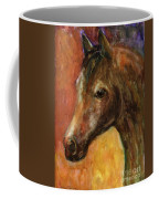 Equine Horse Painting  Coffee Mug