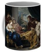Erasistratus, Ancient Greek Physician Coffee Mug