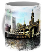 Erie Lakawanna Ferry And Train Station Coffee Mug