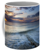 Eroded By The Tides Coffee Mug