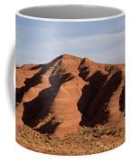 Eroded Hills In Sunset Light Coffee Mug