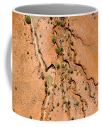 Erosion From Agricultural Use Coffee Mug by Michael Fay