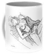Erotic Art Drawings 7 Coffee Mug